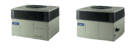 Gold 14 Packaged Unit barrett heating and ac